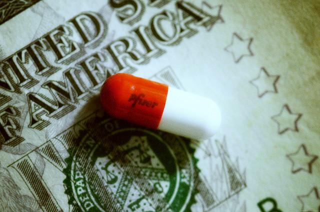 Medikamente Geld